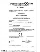Attestato di esame CE di tipo CA50.00179 2005-10-11 04099 – 04099_2p_00_ca5000179_2005