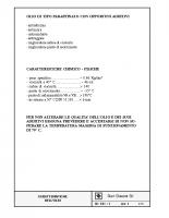 CARATTERISTICHE DELL'OLIO – 01121i01