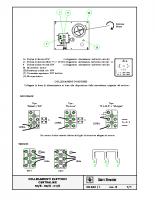 COLLEGAMENTI ELETTRICI CENTRALINE 96:E-98:E-01:E – 06230i05