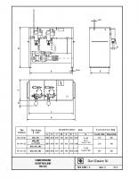 DIMENSIONI CENTRALINE 90:E2 – 03103i01