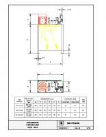 DIMENSIONI CENTRALINE 93:E-SLA – 05315i02