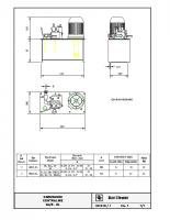 DIMENSIONI CENTRALINE 98:E-SL – 06212i01