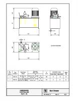 DIMENSIONI CENTRALINE 98:U-SL – 07212i01