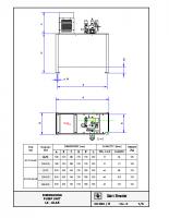 DIMENSIONI CENTRALINE LX-SLAE – 02620i00