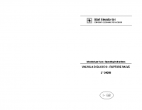Istruzioni per l'uso VALVOLA DI BLOCCO 2 04099 – laVB04099m