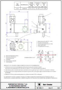 Scheda PDF Valvola DS 2